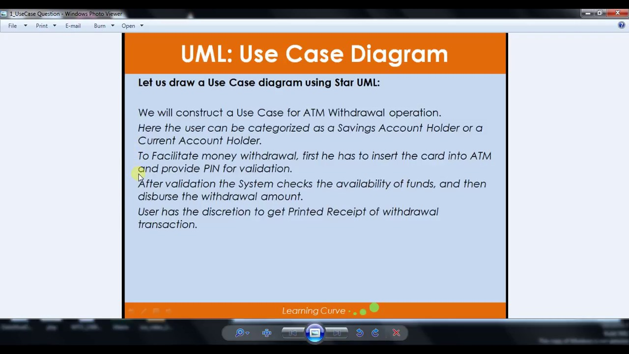 hight resolution of drawing use case using star uml