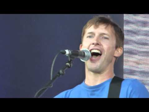 James Blunt 'You're Beautiful' @ 'Festival In The Park' Hyde Park London 08.09.13 HD