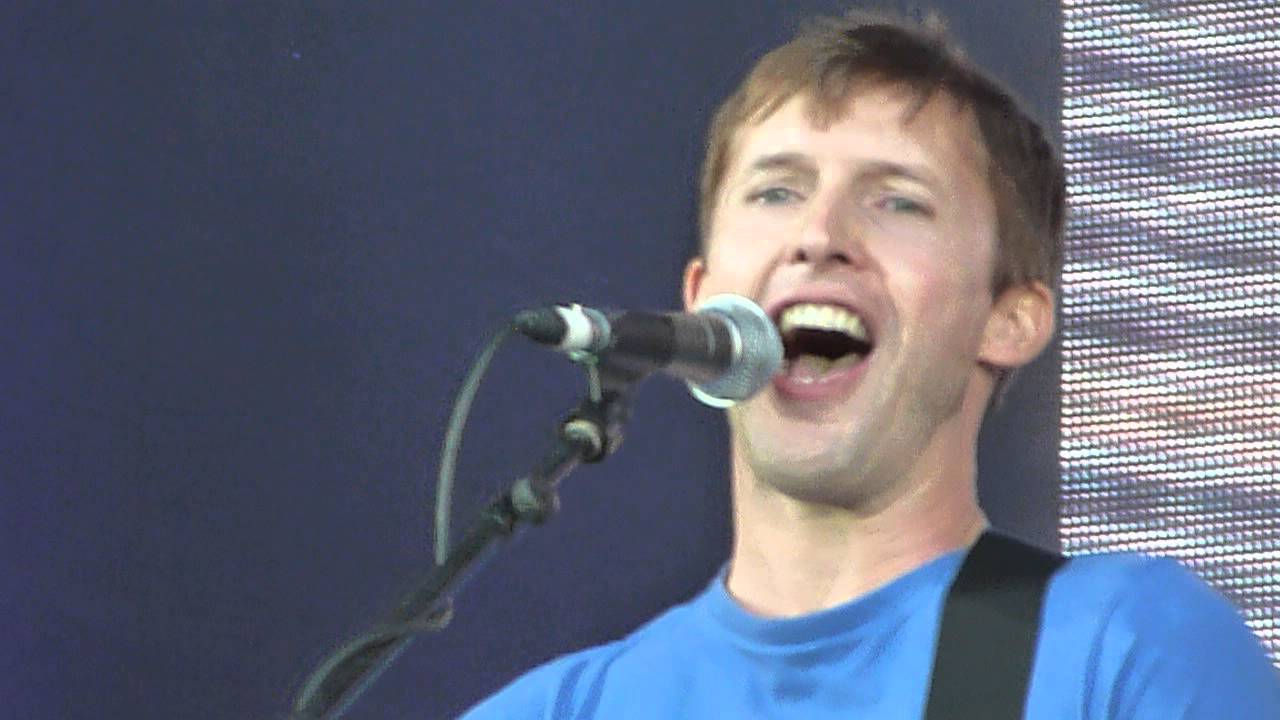 James Blunt 'You're Beautiful' @ 'Festival in the Park' Hyde Park ...