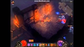 Diablo 3 - Rippers Disintegration (Wizard) 01