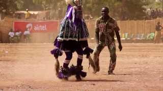 Mask collective + Festima - Zaouli de la Côte d'Ivoire
