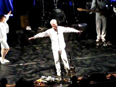 I Feel My Stuff - David Byrne - Colston Hall