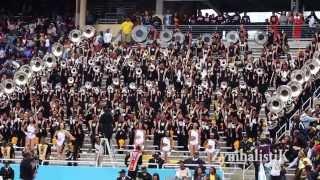 Grambling State University Marching Band - Neck (2013)