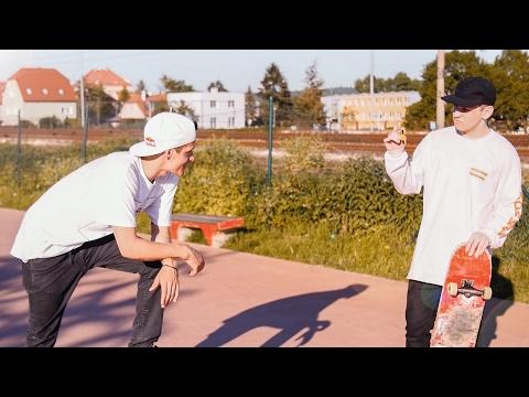 Jak nejezdit na skejtu / feat. SINAI