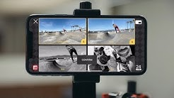 Multi-Cam iPhone Video Recording with FiLMiC DoubleTake