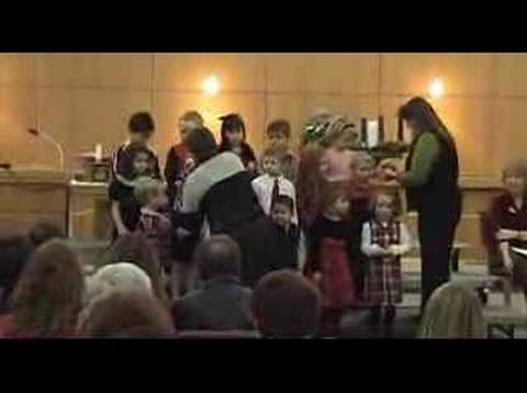 Shepherd of the Valley Preschool Christmas Concert
