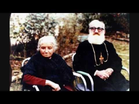 Mar Yosip Khnanisho  and The late Patriarch Mar Ishai Shimon  Assyrian Hymn
