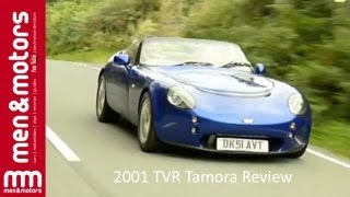2001 TVR Tamora Review