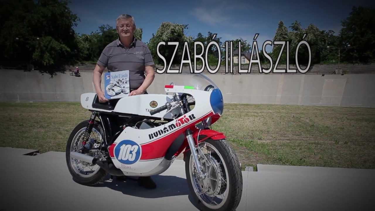 Szabó II László könyvbemutató - YouTube