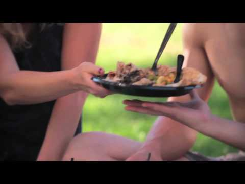 Sharkey's 'Eat Naked' Commercial Ad w/ Actor/Comedian 'Jennifer Gable' thumbnail
