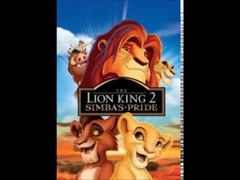 lion king man in the mirror
