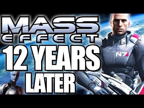 Is Mass Effect 1 Still Worth Playing In 2019? Best Mass Effect Game?