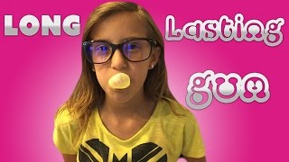 What gum lasts the longest? WE ANSWER THAT EP. 22 | SMELLYBELLYTV