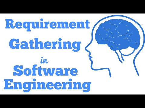 Requirement Gathering in Software Engineering !! BCA !! MCA !! M.Sc !! B.Sc !! B.Tech !! M.Tech