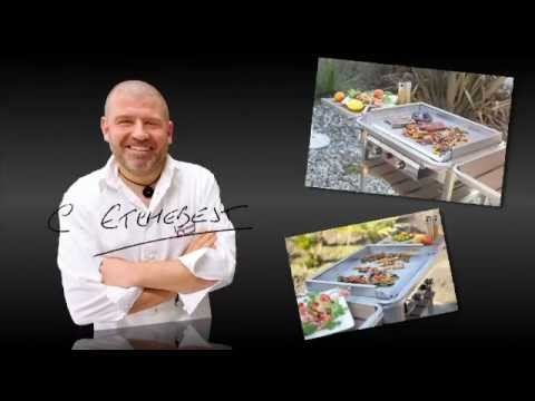Christian Etchebest Avec Plancha Tonio - Youtube