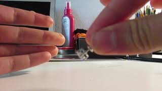 How to remove clear plastic from earring back SO SIMPLE