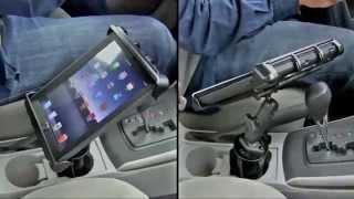Tablet Car Mount RAM Tablet Vehicle Mount-Iboats.com