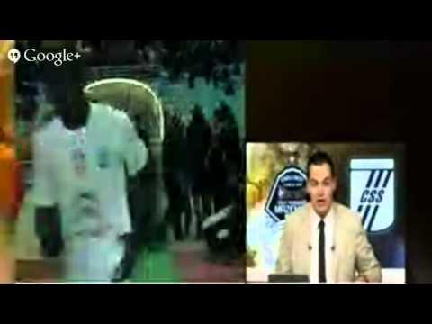 CS SFAXIEN VS TP MAMZEMBE ( FINAL ALLER CAF)