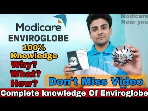 Modicare Enviroglobe complete knowledge | New Product