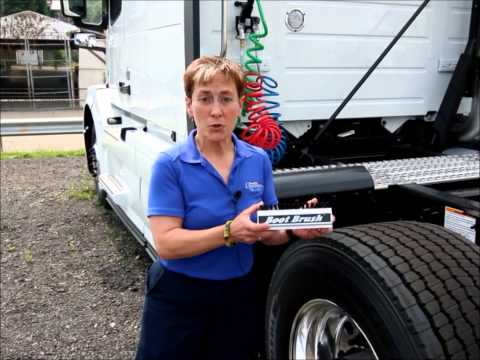 Boot Brush Tools For Truckers