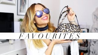 APRIL FAVOURITES! | Samantha Maria, #MonthlyFavorites