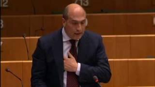 Intervento di Andrea Cozzolino sulla protezione degli interessi finanziari dell'Ue
