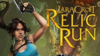Lara Croft  Relic Run Level 31 Tyrannosaurus Rex