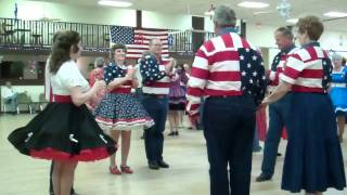 Pioneers Reveille Dance at Swingtime Center Fort Worth, TX.mp4
