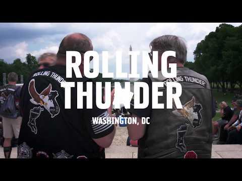 Rolling Thunder Ride for Freedom 2018 | Harley-Davidson