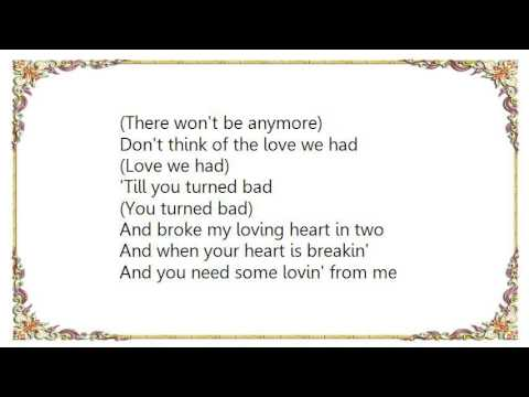Charlie Rich - There Won't Be Anymore Original...