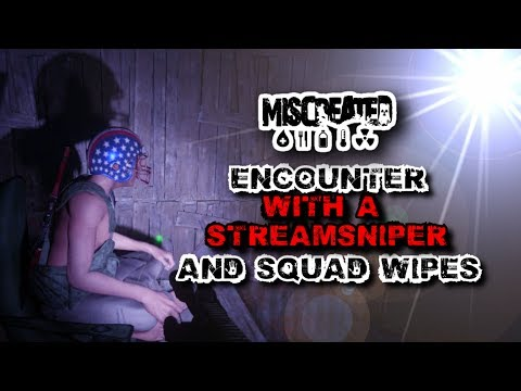 Strangest Encounter With A StreamSniper, Squad Wipes And How I Got 333 Bullets - Miscreated EP 137.