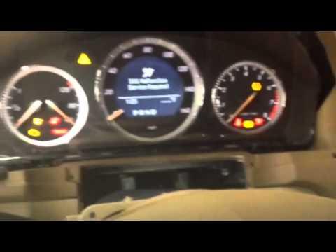 08 Mercedes C300 eis problems
