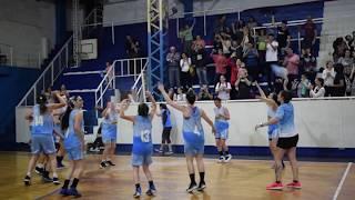 El Nacional campeón - Básquet femenino