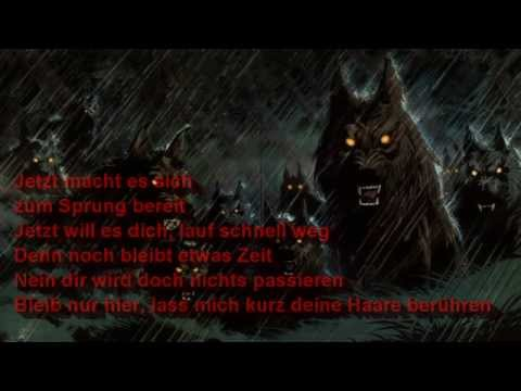 ASP - Lykantrophie (Lyrics)