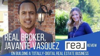 Join Real Review: A Virtual Brokerage That Connects Buyers & Sellers to Brokers Through an App