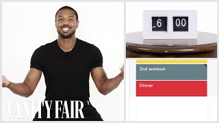 Michael B. Jordan tells us everything he does in a day. Still haven't subscribed to Vanity Fair on YouTube? ▻▻ http://bit.ly/2z6Ya9M ABOUT VANITY FAIR Arts ...