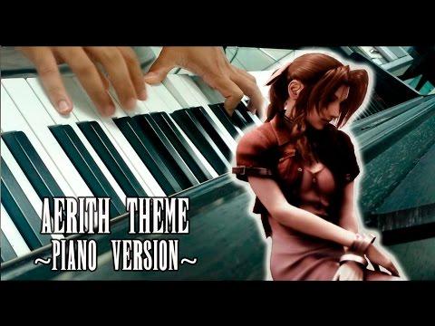 Rick V - Aerith Theme~Piano Version (Final Fantasy VII)