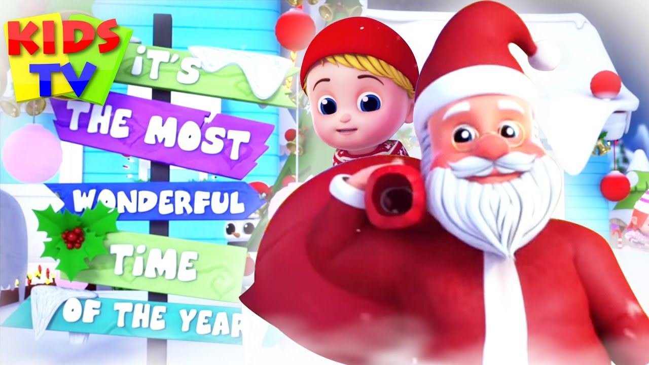 Christmas Ill Be Good | Christmas Carols & Music | Nursery Rhyme & Kids Cartoon Videos