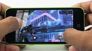 Top 10 Free HD Games this month for your iPhone / iPad - March 2014 - Games4iOS #2