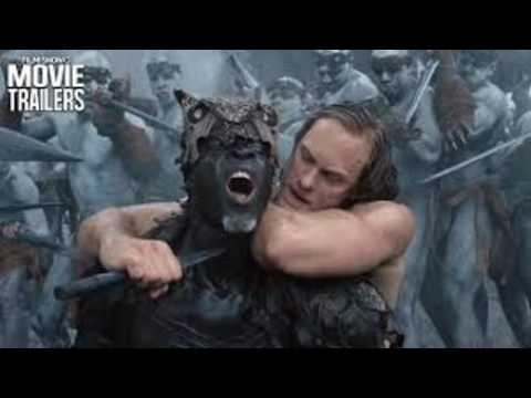 New movie The Legend of Tarzan  IMAX...