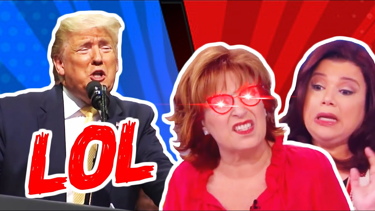 LOL: The View Lose Their Minds Over Trump Rally Comments - Dronetek