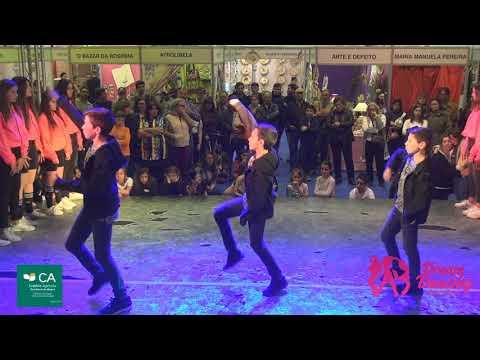 Mês Enguia Salvaterra Magos 2019 - Dance Boyz e DreamOn