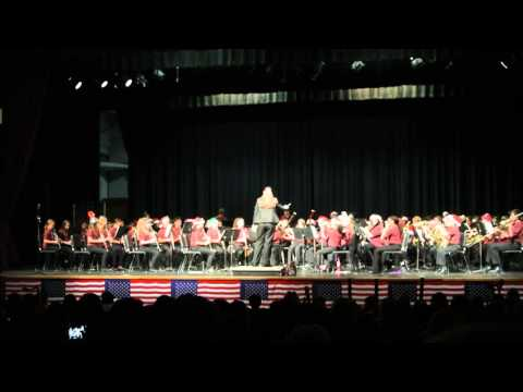 Rock Lake Middle School Beginning Band - Slightly Misty