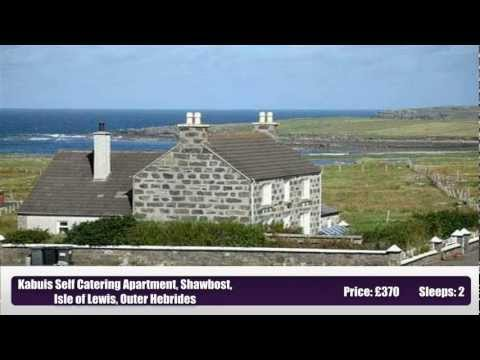 Cottages On Lewis Self Catering Isle Of Lewis Outer Hebrides Scotland
