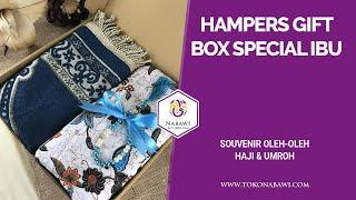 Hampers Gift Box Special Ibu Kado Mukena Kado Cewek Kado Ulang Tahun Wisuda Anniversary