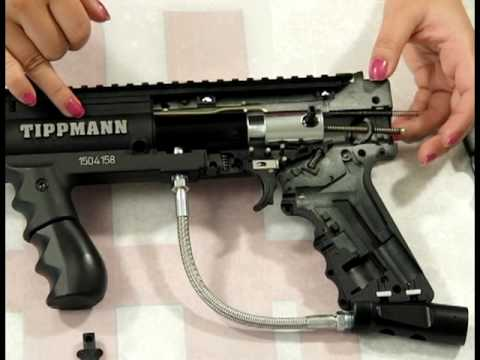 Tippmann 98 Custom Act And Pro Platinum Series Review By Hustlepaintball You