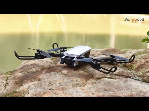 Фото 1808 WIFI FPV With 4K Wide Angle Camera Optical Flow Altitude Hold Mode Foldable RC Drone Quadcopter