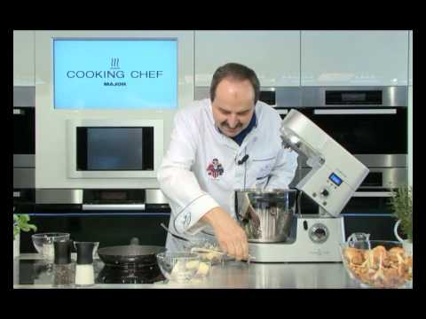 Kenwood Km 070 Cooking Chef Produktvideo Elektro Book Youtube