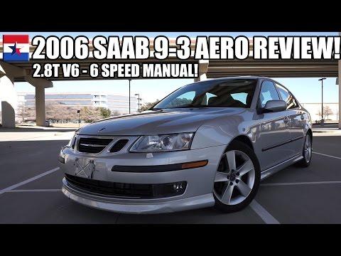 2006 Saab 9-3 Aero // REVIEW