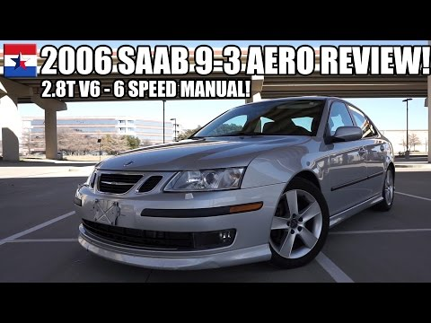 2006 Saab 9-3 Aero // REVIEW